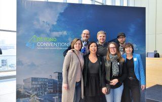 Camp Essen - Das gesamte Camp-Team im Einsatz auf der Beyond Conventions