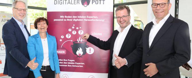 Camp Essen - Digitaler Pott Opening