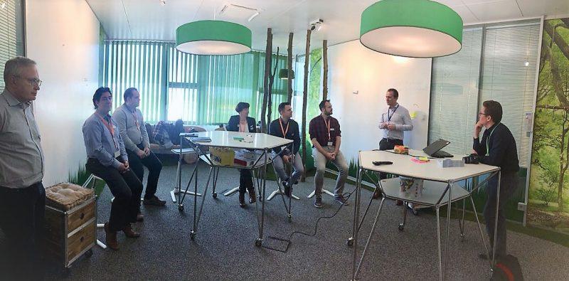 Camp Essen - Date my Startup