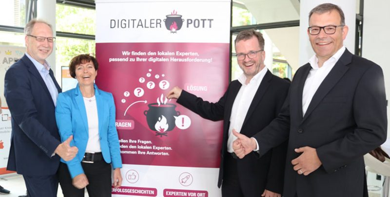 Camp Essen - Digitaler Pott Opening